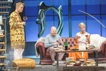 Bühnenfotos Das Abschiedsdinner - Stadttheater Berndorf - Fr 25.09.2020 - 50