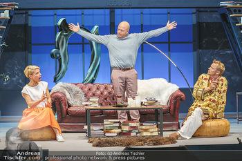 Bühnenfotos Das Abschiedsdinner - Stadttheater Berndorf - Fr 25.09.2020 - Gerhard KASAL, Kristina SPRENGER, Christoph VON FRIEDL51