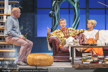Bühnenfotos Das Abschiedsdinner - Stadttheater Berndorf - Fr 25.09.2020 - 55