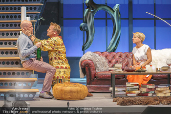 Bühnenfotos Das Abschiedsdinner - Stadttheater Berndorf - Fr 25.09.2020 - 57