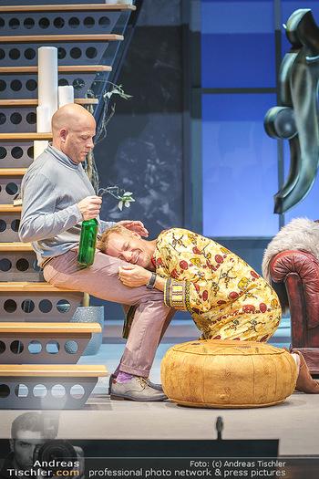 Bühnenfotos Das Abschiedsdinner - Stadttheater Berndorf - Fr 25.09.2020 - Gerhard KASAL, Christoph VON FRIEDL61