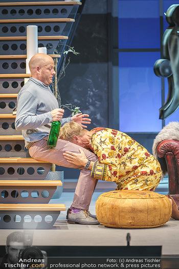 Bühnenfotos Das Abschiedsdinner - Stadttheater Berndorf - Fr 25.09.2020 - 62