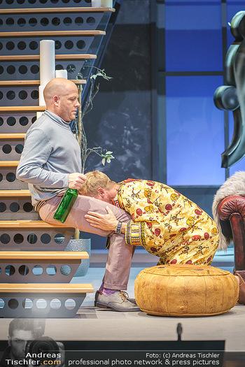 Bühnenfotos Das Abschiedsdinner - Stadttheater Berndorf - Fr 25.09.2020 - Gerhard KASAL, Christoph VON FRIEDL63