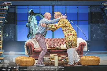Bühnenfotos Das Abschiedsdinner - Stadttheater Berndorf - Fr 25.09.2020 - Christoph VON FRIEDL, Gerhard KASAL74