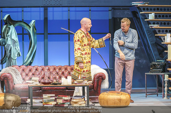 Bühnenfotos Das Abschiedsdinner - Stadttheater Berndorf - Fr 25.09.2020 - 80