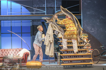 Bühnenfotos Das Abschiedsdinner - Stadttheater Berndorf - Fr 25.09.2020 - 85