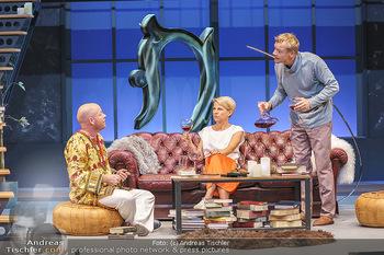 Bühnenfotos Das Abschiedsdinner - Stadttheater Berndorf - Fr 25.09.2020 - 92