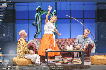 Bühnenfotos Das Abschiedsdinner - Stadttheater Berndorf - Fr 25.09.2020 - 100