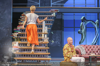 Bühnenfotos Das Abschiedsdinner - Stadttheater Berndorf - Fr 25.09.2020 - 103