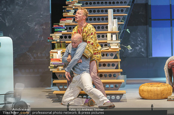 Bühnenfotos Das Abschiedsdinner - Stadttheater Berndorf - Fr 25.09.2020 - 115
