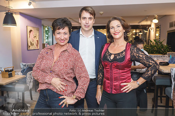 Theater Programmpräsentation - Das Vindobona - Mo 28.09.2020 - Andrea HÄNDLER, Maya HAKVOORT, Martin WÖSS7