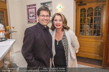 Premiere ´Das Abschiedsdinner´ - Stadttheater Berndorf - Do 01.10.2020 - Gabriele BENESCH, Erich FURRER14
