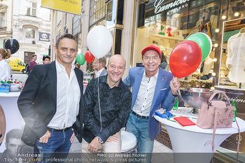 Opening - Camicissima - Sa 03.10.2020 - Andy LEE LANG, Heimo TURIN, Heribert KASPER24