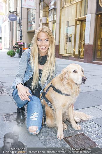 Opening - Camicissima - Sa 03.10.2020 - Yvonne RUEFF mit Hund Mia26