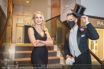 Silvia Schneider- the black collection - Bucherer, Wien - Mo 05.10.2020 - Silvia SCHNEIDER29
