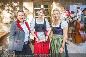 Harry Prünster Buchpräsentation - Tirolerhof Schönbrunn - Do 08.10.2020 - Elisabeth FRONTULL, Vera PRÜNSTER, Niko FECHTER17