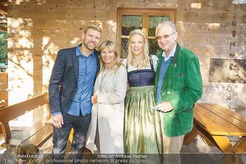 Harry Prünster Buchpräsentation - Tirolerhof Schönbrunn - Do 08.10.2020 - Familie Niko, Georg und Herbert FECHTER19