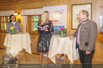 Harry Prünster Buchpräsentation - Tirolerhof Schönbrunn - Do 08.10.2020 - Elisabeth KÖSTINGER, Nina KRAFT, Harry PRÜNSTER37