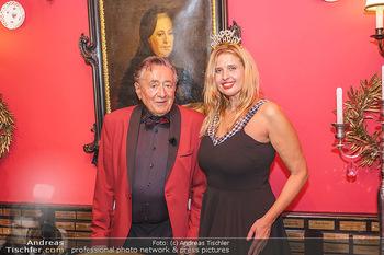 Richard Lugner 88. Geburtstag - Marchfelderhof - Sa 10.10.2020 - Richard LUGNER, Daniela KENNEDY36