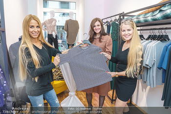 Grand Opening - Modeatelier Alina Dax - Sa 17.10.2020 - Yvonne RUEFF, Alina DAX, Evelyn RILLE1