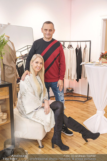 Grand Opening - Modeatelier Alina Dax - Sa 17.10.2020 - Beatrice KÖRMER, Heimo TURIN7