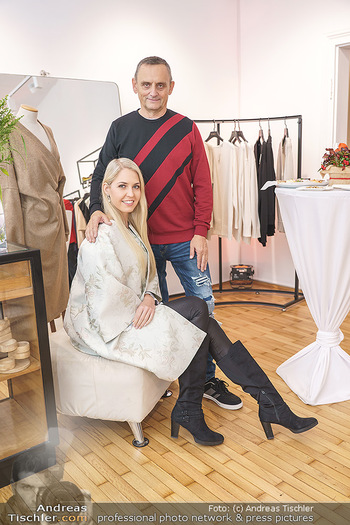 Grand Opening - Modeatelier Alina Dax - Sa 17.10.2020 - Beatrice KÖRMER, Heimo TURIN8