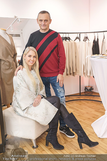 Grand Opening - Modeatelier Alina Dax - Sa 17.10.2020 - Beatrice KÖRMER, Heimo TURIN9