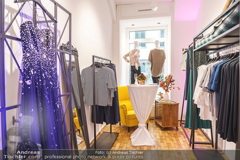 Grand Opening - Modeatelier Alina Dax - Sa 17.10.2020 - Shop von innen, Verkaufsraum20