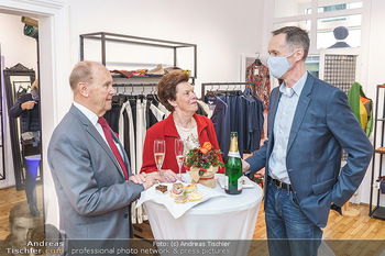 Grand Opening - Modeatelier Alina Dax - Sa 17.10.2020 - 24