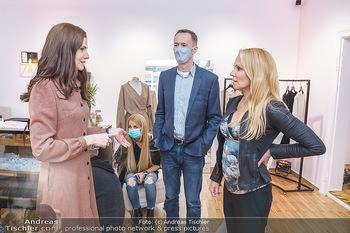 Grand Opening - Modeatelier Alina Dax - Sa 17.10.2020 - Alina und Andreas DAX, Ulrike KRIEGLER28