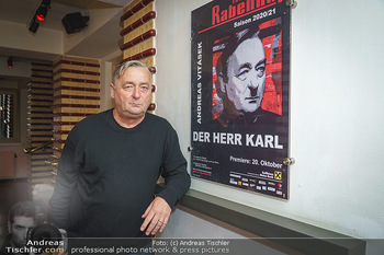 Premiere ´Der Herr Karl´ - Rabenhof Theater, Wien - Di 20.10.2020 - Andreas VITASEK8