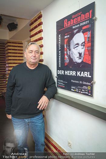 Premiere ´Der Herr Karl´ - Rabenhof Theater, Wien - Di 20.10.2020 - Andreas VITASEK9