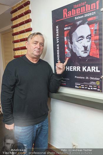 Premiere ´Der Herr Karl´ - Rabenhof Theater, Wien - Di 20.10.2020 - Andreas VITASEK11