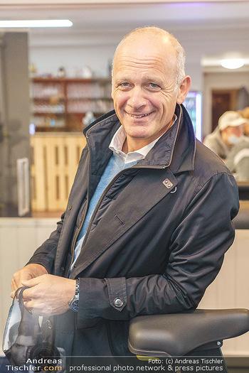 Dominic Thiem eröffnet ATC Akademie - Tennishalle Traiskirchen - Do 22.10.2020 - Herwig STRAKA (Portrait)15