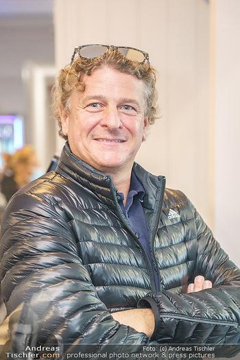 Dominic Thiem eröffnet ATC Akademie - Tennishalle Traiskirchen - Do 22.10.2020 - Peter MOIZI (Portrait)17