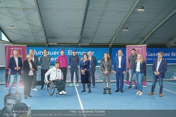 Dominic Thiem eröffnet ATC Akademie - Tennishalle Traiskirchen - Do 22.10.2020 - 30
