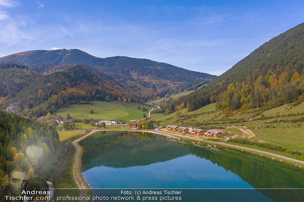 Neue Chalets am Schneeberg - 2020-10-23 - Puchberg am Schneeberg