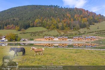 Neue Chalets am Schneeberg - Puchberg am Schneeberg - Fr 23.10.2020 - Neue Chalets ´MeinChalet´ am Fuße des Schneebergs10