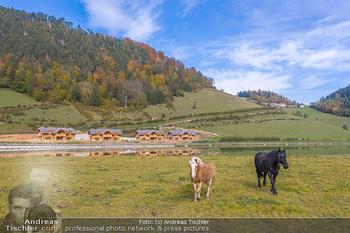Neue Chalets am Schneeberg - Puchberg am Schneeberg - Fr 23.10.2020 - Neue Chalets ´MeinChalet´ am Fuße des Schneebergs11