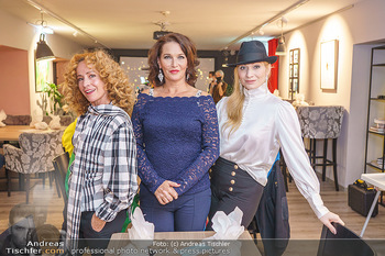 Eröffnungsgala - Vindobona - Mi 28.10.2020 - Sandra PIRES, Maya HAKVOORT, Nazide AYALIN12
