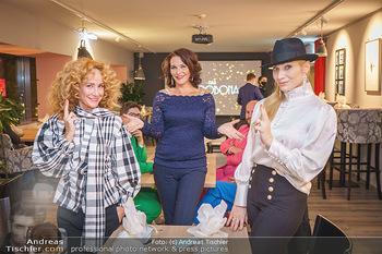 Eröffnungsgala - Vindobona - Mi 28.10.2020 - Sandra PIRES, Maya HAKVOORT, Nazide AYALIN14