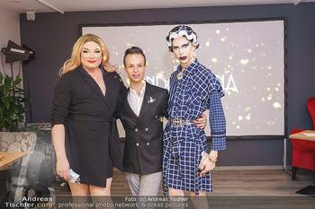 Eröffnungsgala - Vindobona - Mi 28.10.2020 - Grazia PATRICIA, METARMORKID, Tamara MASCARA (alias Raphael MASS29