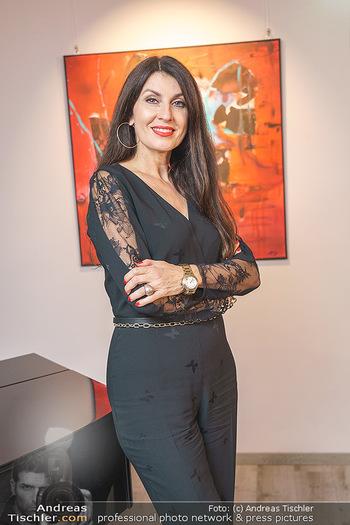 Eröffnungsgala - Vindobona - Mi 28.10.2020 - Monika BALLWEIN (Portrait)39