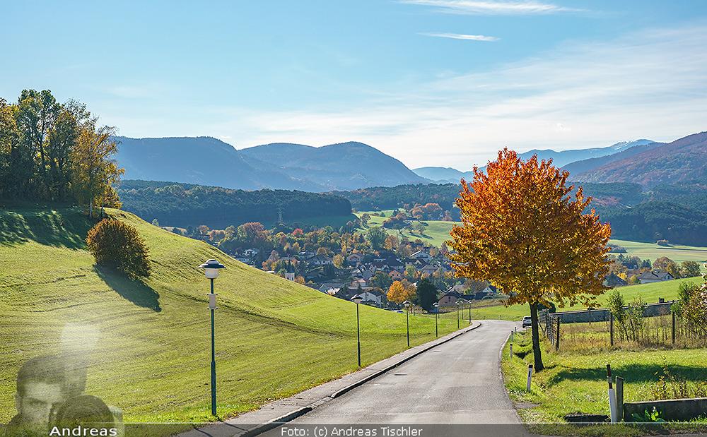 Österreich in Farben - Herbst - 2020-10-28 - Puchberg und Hernstein