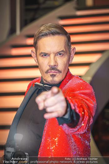 Dancing Stars 2020 Finale - ORF Zentrum - Fr 27.11.2020 - Dirk HEIDEMANN (Portrait)43