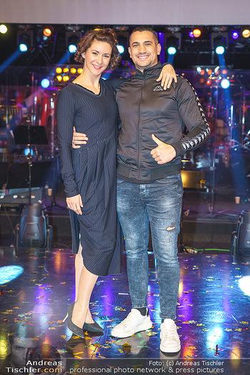 Dancing Stars 2020 Finale - ORF Zentrum - Fr 27.11.2020 - Alexandra SCHERIAU, Marcos NADER50
