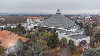 Corona Lokalaugenschein SCS - SCS Vösendorf - Mo 07.12.2020 - Eventpyramide Eventhotel Pyramide ehemals CityClub Eldorado12