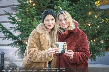 X-Mas Shooting mit Chrissi Klug - Innenstadt - Di 15.12.2020 - Christina Chrissi KLUG, Sandra POLT24