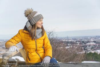 Spaziergang mit Kristina Inhof - Perchtoldsdorfer Heide - Di 19.01.2021 - Kristina INHOF4