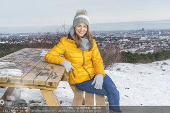 Spaziergang mit Kristina Inhof - Perchtoldsdorfer Heide - Di 19.01.2021 - Kristina INHOF1